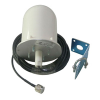 Ooutdoor Omni-directional Tubular antenna for mobile phone booster repeater amplifier suitable for 800-2500MHz