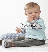 Retail Hot 2014 Kids Baby Boys Clothing Set T shirts Long Pants Clothing Suits Casual Fake T Shirt  Kids Clothes Set Costumes