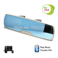 Free shipping big sale promotion hd manual rearview mirror car dvr retrovisor