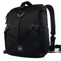New 2014 professional EOS SLR camera bag shoulder multi-lens camera bag backpack outdoor photography