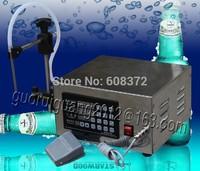 in stock, stainless steel , 3.2L/min , digital micro computer control, liquid filling machine