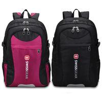 New 2014 High imitation SwissArmyshoulder bag men outdoor leisure travel backpack 14-inch 15.6 -inch laptop bag