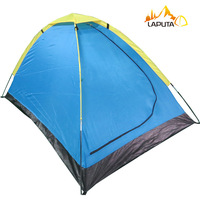 Laputa forest recreation tent Double multiplayer single riot sleet special barbecue camping camping outdoors