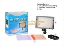 160 LEDs Video Camera Light DV Camcorder Photo Lighting CN-160 5400K Photo Studio Accessory CN 160 for Sony Canon Nikon