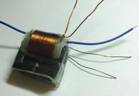 High voltage transformer high voltage module transformer 100kv high frequency transformer free shipping