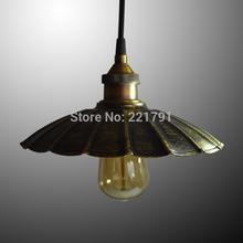 Free shipping Unique American Style Edison Pendant Light,Vintae  Decoration iron Pendant Lamp/Lights E27/E26 110V/220V(China (Mainland))