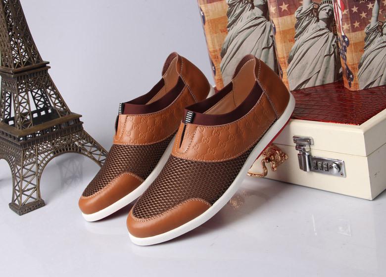 Dos homens novo estilo de estilo sapatos moda casual sapatos de couro genuíno homens sapatos Sapatos de Couro Zapatos de couro de hombre(China (Mainland))