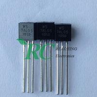 free shipping 100 PCS 78L05 L78L05 5V 100mA 0.1A Voltage Regulator TO-92