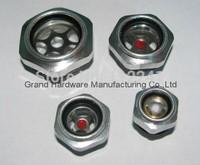 M22x1.5 Aluminum Hexagon oil sight glass