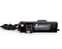 CCD Car Parking Reverse Camera for Toyota RAV4 2009 - 2012 Auto Backup Rear View Reversing Review Park kit Night Vision YL-604