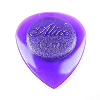 Original Alice transparent speed plucked guitar electric guitar piece droplets paddles paddles 1 ~ 3mm. Free shipping 3pcs/lot