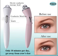 New Arrival Family Bio Microcurrent Eye Elf Beauty Machine to Remove Eye Crow's-feet, Black Rim, pouch and Spot, Free Shipping