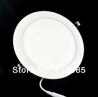 Free shipping 1pcs/lot 3W LED Recessed Ceiling Panel Down Lights Bulb Round type