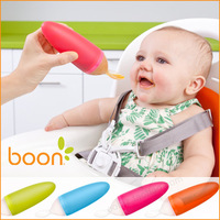 Boon Squirt /baby squeeze spoon baby feeding spoon/ cereal spoon/ Drug Delivery Device BPA-free PP material 89ml 1PCS