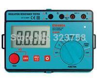 Insulation Resistance Tester megohmmeter EM480A freeshipping H1177