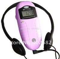 Prenatal Fetal Doppler LCD Screen  Home Use Baby Pocket Heart Rate Monitor 2Mhz Probe Pregnancy Fetus