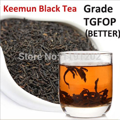 Grade TGFOP! Free shipping Better Quality Class Keemun Black Tea, Organic tea Warm stomach the chinese tea 250g(China (Mainland))