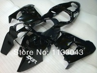 7gifts+ 100%NEW Black Fairing kit FOR KAWASAKI NINJA ZX9R 00-03 ZX 9R 00 01 02 03 ZX-9R 9 R 2000 2001 2002 2003 bodywork #B001