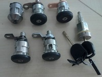 for Ford Transit whole set lock cylinder ( 6 locks include for door , ignition )