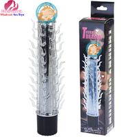 Baile Brand Dia,21mm,L,195mm ABS+TPR sex vibrators health care adult massage sex shop products unique toys sex toys for women