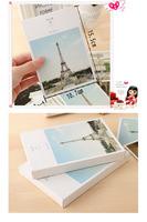 32pcs/set Scenery style postcard rhythm of life/Birthday Card/Greeting Card/Gift Card/Fashion Gift