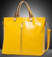 free shipping Women bags 2015 women's handbag genuine leather female messenger bag casual vintage leather female bag more color