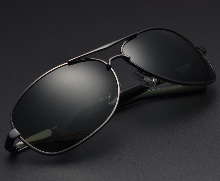 2014 New Coating Sunglass Pilot Sun Glasses Polarized Gafas Polaroid Sunglasses Men Women Brand Designer Driving Oculos 843(China (Mainland))