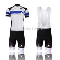 2014  Team Cycling Jersey/Cycling Wear/Cycling Clothing+short bib suit  Free Shipping
