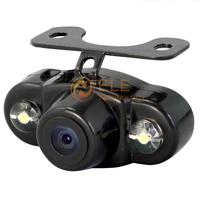 Car Rearview Backup Camera Frog Eyes HD Rear View Camera 170 Degree Waterproof LED Night Vision