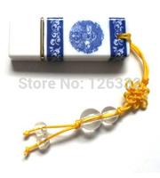 Blue & White Porcelain pen drive Minions usb flash drive 1GB 2GB,4GB,8GB,16GB,32GB USB 2.0 pendrive , usb flash U disk