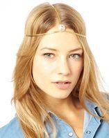Fashion Crystal Chain Hair Accessories CF046