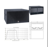 CVR high performance sub-bass system