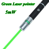Hot Sale Great Powerful Green Laser Pointer Pen Beam Light 5mW Professional High Power Laser