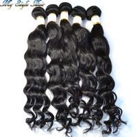 Wholesale Unprocessed human hair bundles,Queen 4A grade mongolian loose curly deep Wave virgin hair weave 10pcs lot