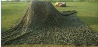 1x2 Green Grass Land Camouflage Net for Military CS Training Outdoor Sunshade Net Screen Awnings,Room Garden Decoration FC08001