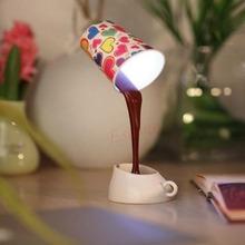 wholesale coffee night light