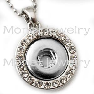 S00051 новые oem, Odm кликов маленькая кнопка ожерелье в 12 мм кнопки