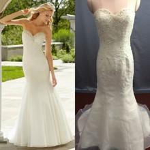 popular wedding dress pattern