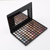 1pcs Eye Shadow Cosmetic  Professional 88 Colors Warm Palette  Makeup Eyeshadow