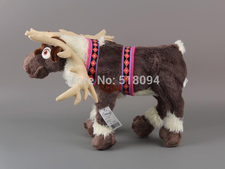 Milu Плюшевая игрушка олень замороженные Свен