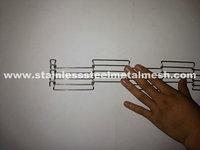 stainless steel wire mesh converyor belt