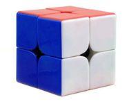 Dayan  Magic Cube Stickerless 2x2 50mm Speed Cube free shipping