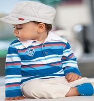 boys autumn roupas infantis menina baby clothing long sleeve boy chandal striped 2 pieces set brand children fashion boys suit