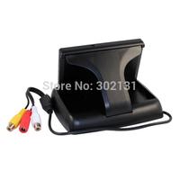 Free shipping 4.3inch LCD car monitor car lcd monitor