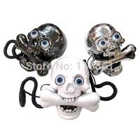 Fashion Skull Skeleton Head Telephone
