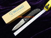 Harnds Knight CK6013 Utility Knife 8Cr14MoV(58HRC) Satin Finish Folding Knives+Free shipping(SKU 12010060)