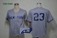 Baseball Nickname  (6) embroidery logo free shhipping Size 40-56 Wholesale Cheap Baseball Jerseys