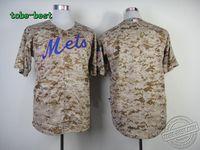New York Mets #Blank No Name  2014 Camo Jersey Baseball jersey for cheap Baseball men