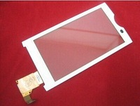 high quality  touch screen glass replacement  parts for sony ericsson Xperia X10 WHITE
