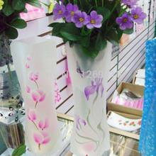 plastic flower vase price